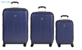Delsey Luggage Shadow 3.0 Expand Hardside 21x25x29 Inches Luggage Set (N... - $494.98