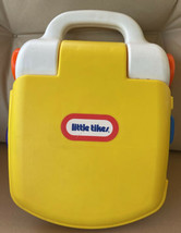 Vintage 1990s Little Tikes Toy Laptop Lights Sounds & Songs Baby Toddler Toy - $19.99