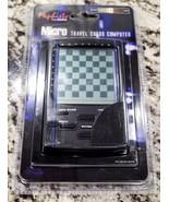New Mephisto Saitek Micro Travel Chess Computer Handheld Game - $87.75