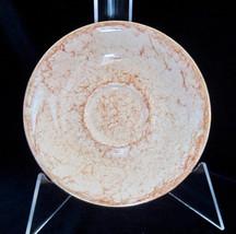 Royal Albert Gossamer Butterscotch Bone China Orphan Saucer Only - England - $6.50