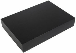 Berlioni Men's Handmade Microfiber Tie Bowtie Lapel Hanky Cufflinks Gift Box Set image 2
