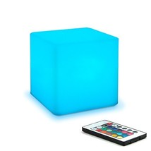 Mr.Go 4-inch Dimmable LED Night Light Mood Lamp for Kids and Adults - (C... - $38.34