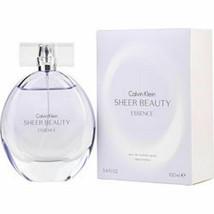New CALVIN KLEIN SHEER BEAUTY ESSENCE by Calvin Klein - Type: Fragrances - $43.90