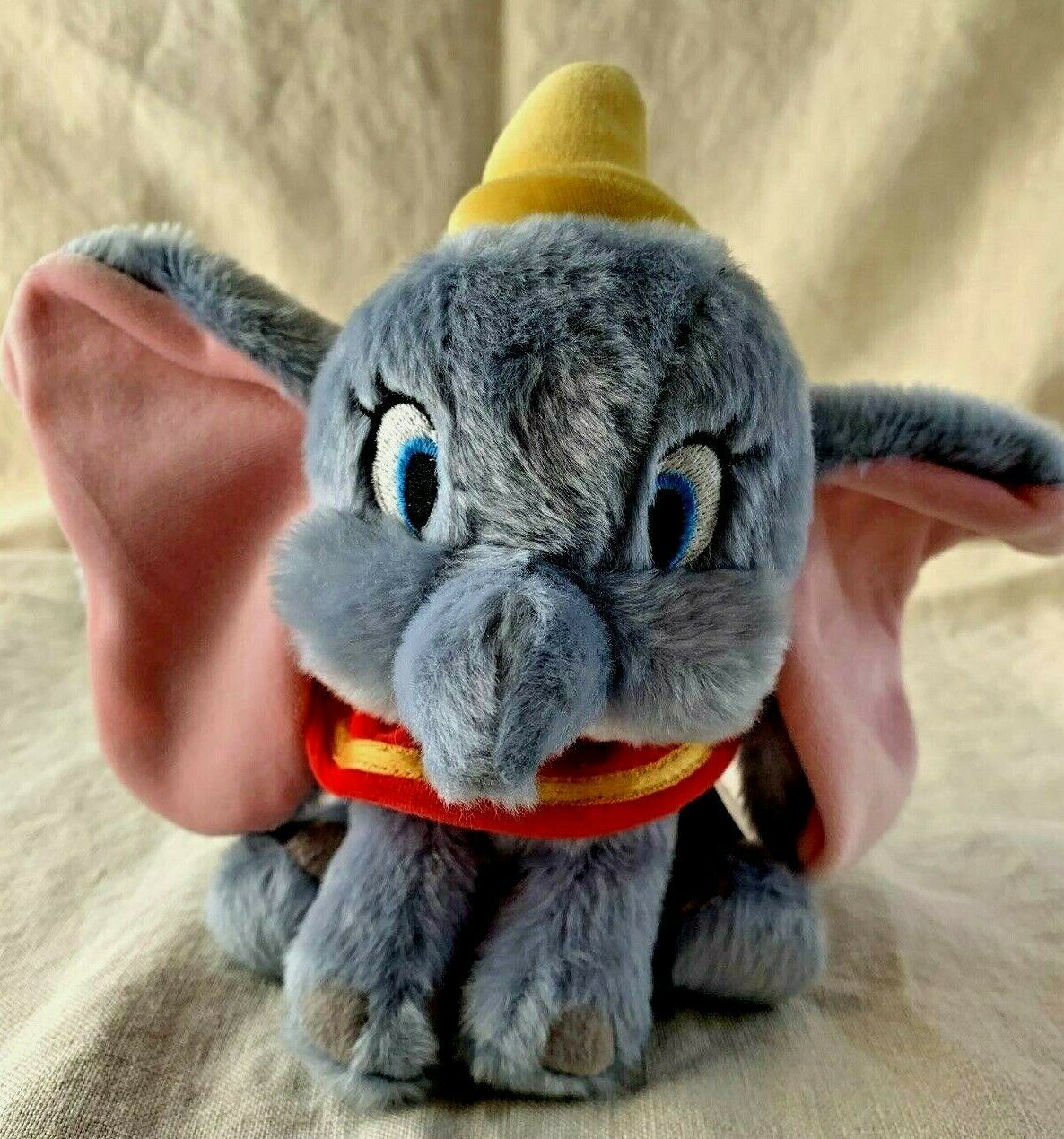 Primary image for Dumbo Disney Store Plush Hoop Retail 6 inch