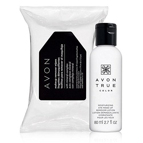 Avon True Color Eye Makeup Remover Set of 2 - $26.00