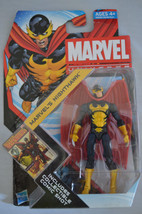 "NIGHTHAWK Marvel Universe 4"" inch Action Figure #018 Series 4 2011 - $5.89"