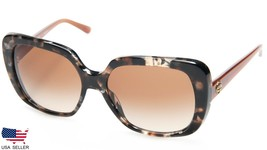 New Tory Burch Ty 7112 168213 Pearl Brown Tort /AMBER Grad Lens Sunglasses 57mm - $89.09