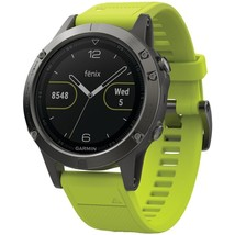 Garmin(R) 010-01688-02 fenix(R) 5 47mm Multisport GPS Watch (Slate Gray ... - $724.41