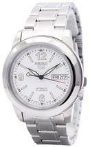 Seiko Men's SNKE57J1 5 Automatic Stainless Steel Watch - $103.53