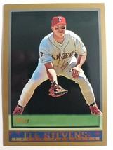 TOPPS 1998 CARD #148 LEE STEVENS - $0.99