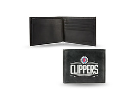 NBA Los Angeles Clippers Embroidered Billfold / Wallet - $33.31