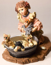 Boyds Bears: Wendy With Bronte, Keats, Tennyson& Poe - 1st Edition /920 - #3521 - $18.70