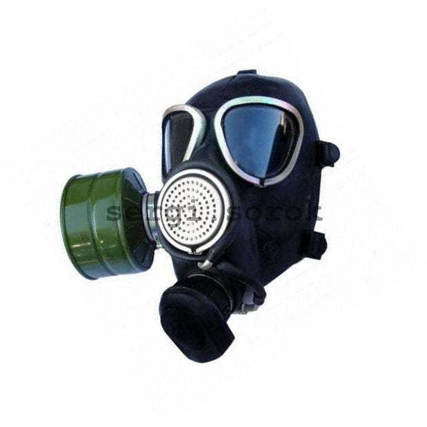 Russian Army Military Gas Mask GP-7VM with new one side filter 2019 year new