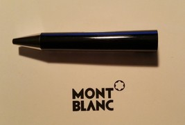 Montblanc 1912 Heritage Capless Rollerball Pen Parts Lower Barell New!! - $94.25