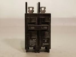 Siemens BQ2B2100 Circuit Breaker 2 Pole 100 Amp Common Trip 120/240VAC - $48.50