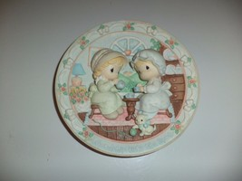 Precious Moments Collector Plate #06432 - $14.99