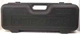 Porter Cable Model 9750 Tiger Claw Variable Angle Sawzall Hardcase / Cas... - $20.00