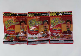 LOT of 3 (1.9oz ea) Jelly Belly BeanBoozled Fiery Reaper Habanero Cayenne Candy - $11.88