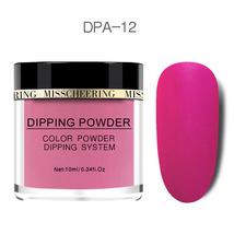 Matte Color Manicure Powder Nail Dipping Powder Nail Art Decorations  12 image 5