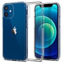 Spigen Ultra Hybrid Designed for iPhone 12 Mini Case (2020) - Crystal Clear - $23.99