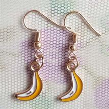 Banana Earrings >> Combined Shipping << (10930) - $3.75