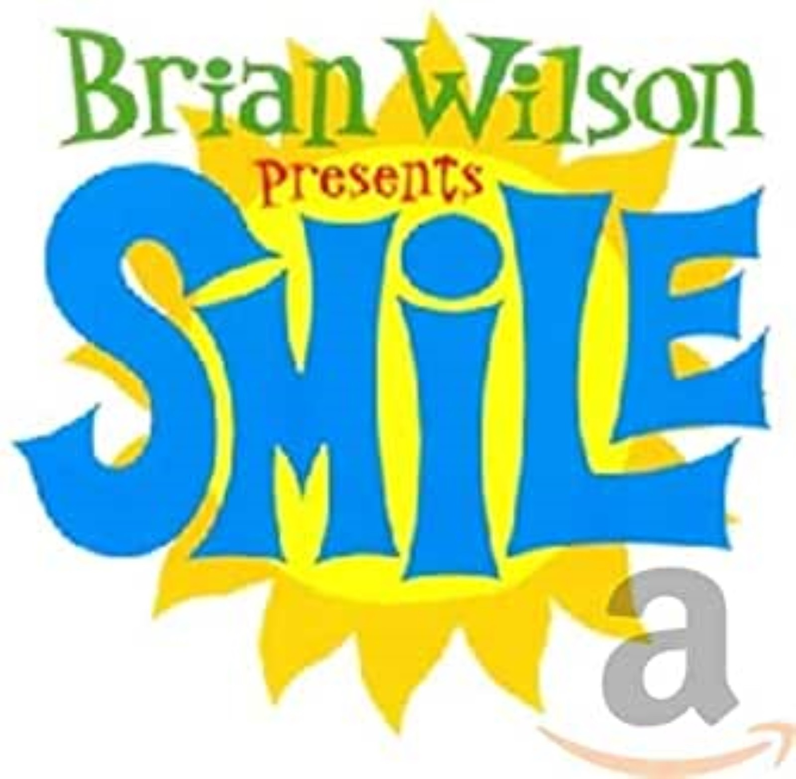 Smile by Brian Wilson Cd