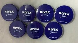 Lot of 7 Nivea Hydrating Moisturizing Cream Creme 1 oz Each - $19.99