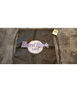 HARD ROCK CAFE ALL ACCESS BAG - NEW WITH TAGS - $5.00