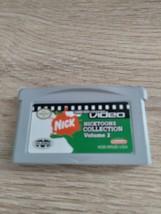 Nintendo Game Boy Advance GBA Nicktoon's Collection Volume 2 image 2