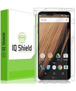 LG G6 Screen Protector, IQ Shield IG29928 CASE FRIENDLY - $12.99