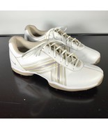 Nike Sz 7.5  TAC Traction at Contact Golf Shoes White Laces Spikes, Wome... - $19.80