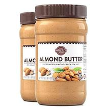 Wellsley Farms Almond Butter with Sea Salt, 27 oz. - $35.46