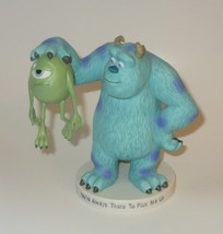 Monsters Inc You're Always There to Pick Me Up Figurine Precious Moments... - $85.13