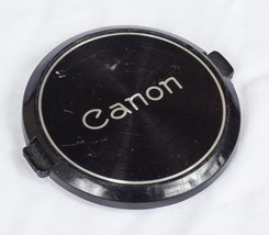 Vintage Canon 55mm Snap On Lens Cap (g25) - $9.89