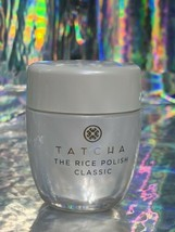 NWOB Tatcha The Classic Rice Polish Exfoliating Cleanser 10g Travel