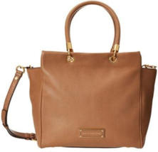 Marc by Marc Jacobs Too Hot to Handle Bentley Leather Bag in Praline