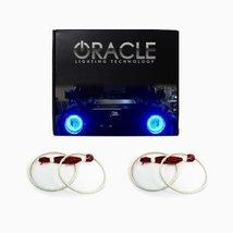 Oracle Lighting CH-MA0812-B - Chevrolet Malibu LED Halo Headlight Rings - Blue - $152.15