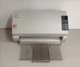 Fujitsu FI-5120C Office Color Document Scanner USB No AC Adapter Missing... - $100.00