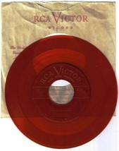 Boston Pizzicato Polka 45 rpm Record B Schnell Polka Leichtes Blut Red V... - £8.38 GBP