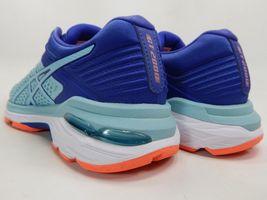 Asics GT 2000 v 6 Size US 7 M (B) EU 38 Women's Running Shoes Blue Aqua T855N image 4