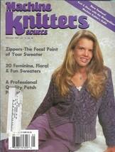 Machine Knitters Source May Jun 1998 Magazine 20 Feminine Floral Fun Swe... - $5.99
