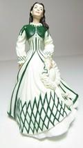 Scarlett O'Hara Gone The Wind Vintage 1999 Hallmark Ornament Collectors ... - $9.49