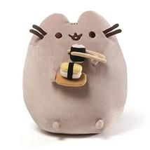 "GUND Pusheen Snackables Sushi Chopsticks Plush Stuffed Animal Cat, 9.5"" - $22.91"