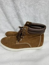 Circus by Sam Edelman Jamie Women's Whiskey Suede Ankle Boot Size 8 - 8.5 - $37.39