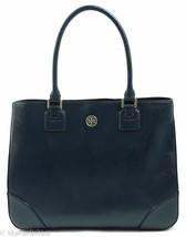NWTTory Burch Robinson East/West Tote Handbag Bag, Blue - $415.65