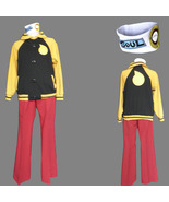 Soul Eater Evans Halloween Anime Cosplay Costume Mens Suit - $46.54