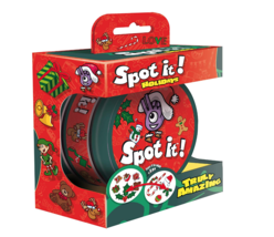 Spot it Mini Holiday Tin - $9.95