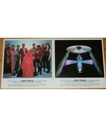 Star Trek III: The Search For Spock Trading Cards Promo Cards 1984 FTCC NEW - $24.18