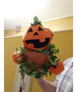 "MADE TO ORDER: Professional ""Jack O'Lantern"" Muppet Style Ventriloquist ... - $40.00"