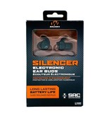 Walkers Silencer Electronic Earbuds - Hearing Protection & Enhancement -... - $109.38